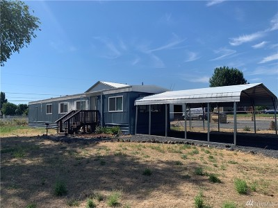 Soap Lake WA Single Family Home For Sale: $85,000