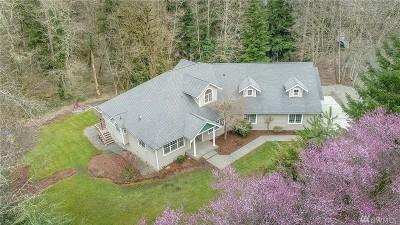 Olympia Single Family Home For Sale: 3841 Mari Lane SE