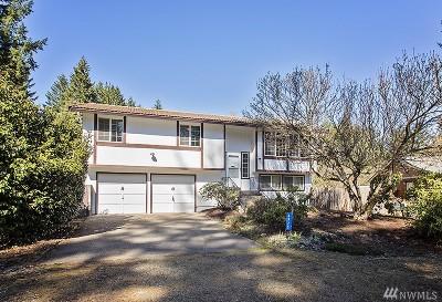 Olympia Single Family Home For Sale: 4925 Tri Lake Lp SE