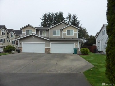 Everett Multi Family Home For Sale: 1219 113th St SW #A & B