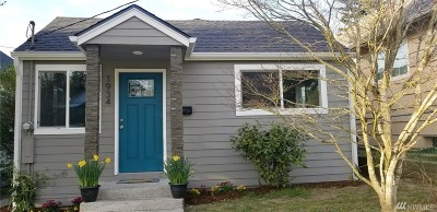 Bremerton Single Family Home For Sale: 1934 Gregory Wy