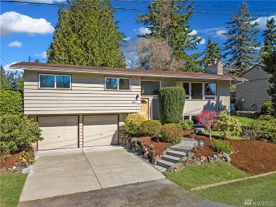 Shoreline Single Family Home For Sale: 134 N 177th St