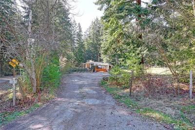 Camano Island Single Family Home For Sale: 658 Lewis Lane