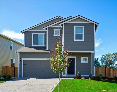 Puyallup Single Family Home For Sale: 11037 191st St Ct E