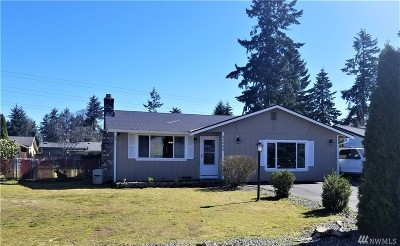 Spanaway Single Family Home For Sale: 22005 44th Ave E