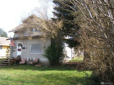 Centralia Single Family Home For Sale: 1326 Kulien Ave