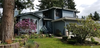 Puyallup WA Single Family Home For Sale: $309,000