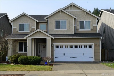 Olympia Single Family Home For Sale: 4917 Greenwood Dr SW