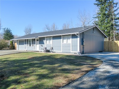 Puyallup Single Family Home For Sale: 9423 144th St E