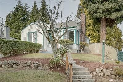 Everett Single Family Home For Sale: 5308 Fairview Ave