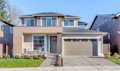 Bothell Single Family Home For Sale: 3927 168th Place SE