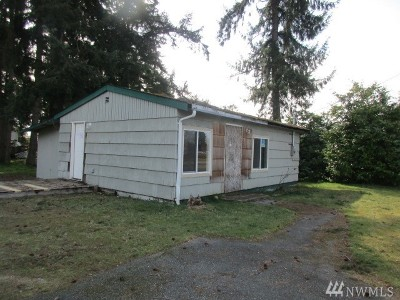 Tacoma Single Family Home For Sale: 128 152nd St E