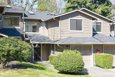 Redmond Single Family Home For Sale: 4121 159th Ave NE #20B