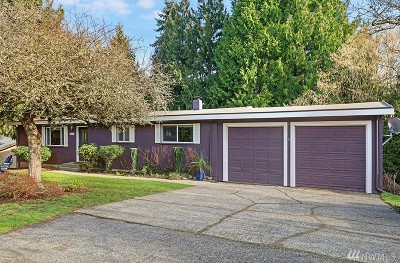 Bellevue Single Family Home For Sale: 830 102nd Ave SE