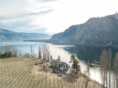 Chelan County, Douglas County Single Family Home For Sale: 22031 Hwy 97 #C