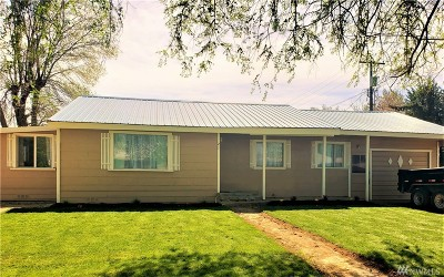 Soap Lake WA Single Family Home For Sale: $108,000