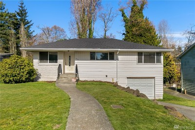 Burien Single Family Home For Sale: 408 S 165th St