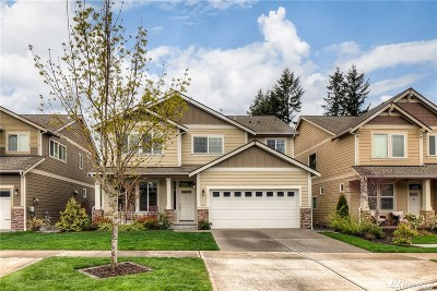 Olympia Single Family Home For Sale: 8834 28th Wy SE