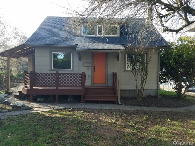 Tacoma Single Family Home For Sale: 3022 S 15th St