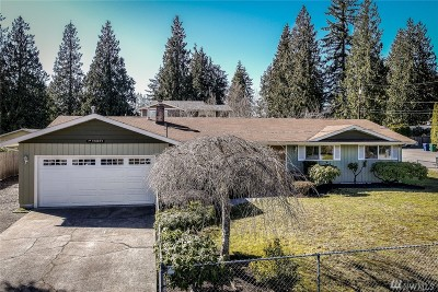 Bothell Single Family Home For Sale: 19418 2nd Ave SE