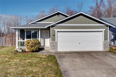 Blaine Single Family Home For Sale: 7425 Seashell Wy