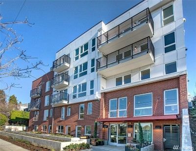 Condo/Townhouse For Sale: 750 11th Ave E #305