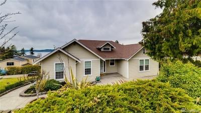 Steilacoom Single Family Home For Sale: 1307 Rainier St