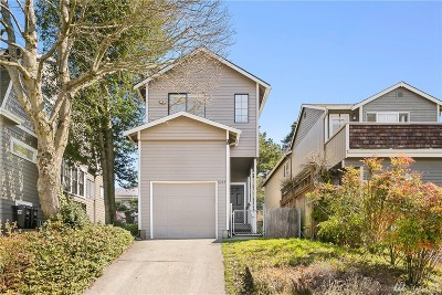 Seattle Single Family Home For Sale: 6048 5th Ave NW