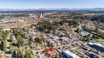 Bothell Residential Lots & Land For Sale: 10332 NE 185th St