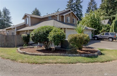 Tacoma Condo/Townhouse For Sale: 5012 S Tyler St #B