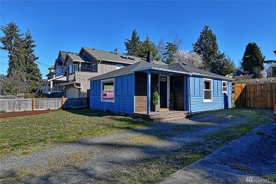 Seattle Single Family Home For Sale: 8512 1st Ave NE