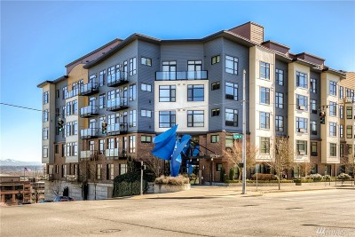 Tacoma Condo/Townhouse For Sale: 1501 Tacoma Ave S #410