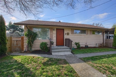 Seattle Single Family Home For Sale: 5003 Roxbury St