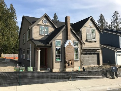 Sammamish Single Family Home For Sale: 24614 NE 16 Place #69
