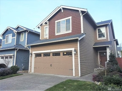 Lake Stevens Condo/Townhouse For Sale: 19 92nd Ave SE