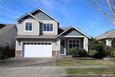 Lacey Single Family Home For Sale: 3533 Lanyard Dr NE