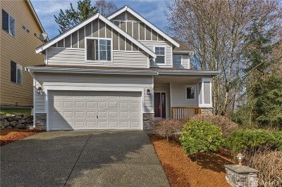 Woodinville Single Family Home For Sale: 17221 128th Place NE