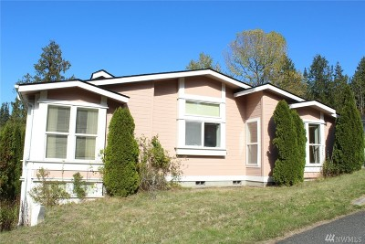 Anacortes Single Family Home Pending: 4203 Marine View Lane