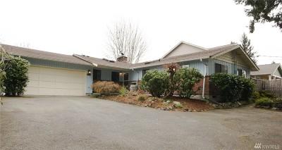 University Place Single Family Home For Sale: 2745 Vista Place W