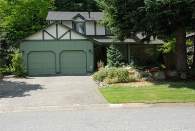 Sammamish Single Family Home For Sale: 1831 226 Place NE