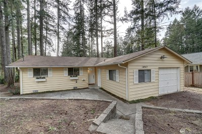 Gig Harbor Single Family Home For Sale: 14917 105th St Ct