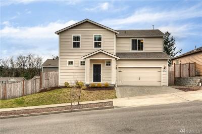 Olympia WA Single Family Home For Sale: $325,000