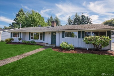 King County Single Family Home For Sale: 1304 10th St NE