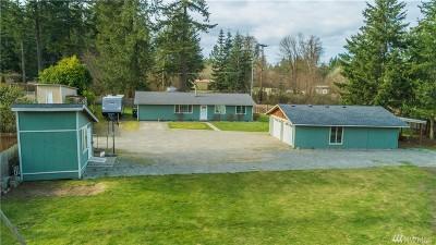 Olympia WA Single Family Home For Sale: $300,000