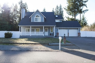Graham WA Single Family Home For Sale: $394,999