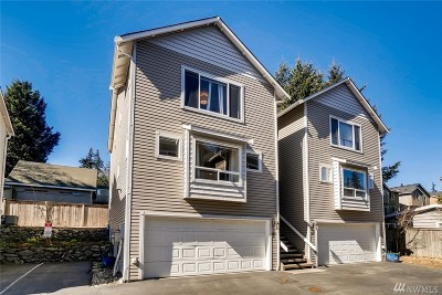 Bothell Single Family Home For Sale: 16230 3rd Ave SE #A2