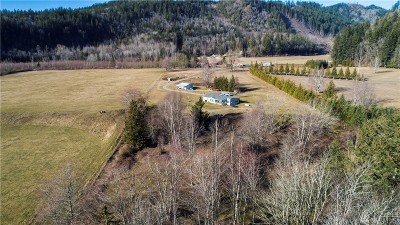 Sumas Single Family Home Sold: 9223 Kendall Rd