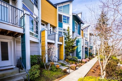 King County Condo/Townhouse For Sale: 15130 NE 81st Wy #103