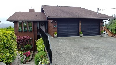 Grays Harbor County Single Family Home For Sale: 405 2nd Ave