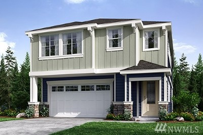 Sammamish Single Family Home For Sale: 22325 SE 43rd (Lot 16) Place
